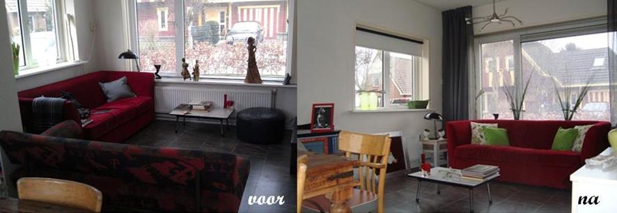 Een geslaagde metamorfose in Warfhuizen - Style2Impress: interieur ...